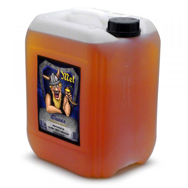 Halbtrockener Honigwein - Honig-Met classic - 10 Liter Kanister