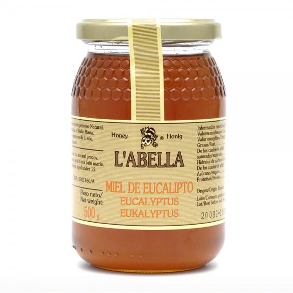 Honig Eucalipto - spanischer Eukalyptushonig - 500 g - Spanien