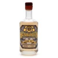 Nord-Met Honigwein Original - halbtrockener Met - 0,7 Liter Flasche