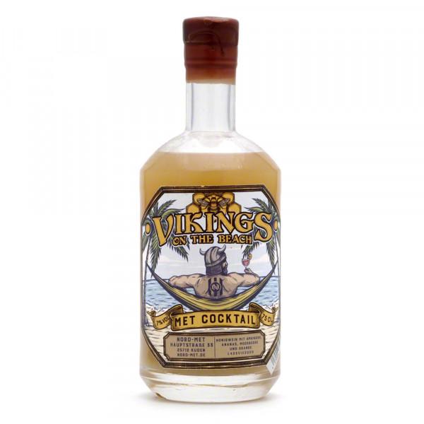 Met Vikings on the Beach - exotischer Honigwein Cocktail - 0,7 Liter