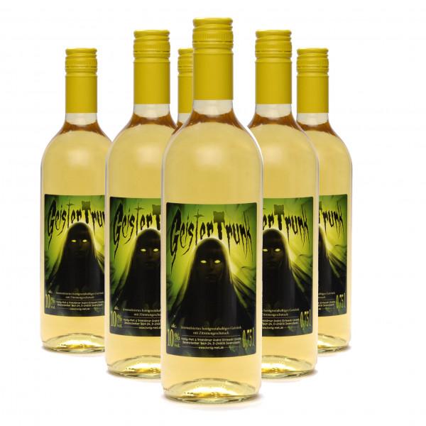Met Geistertrunk - Honigwein mit Zitrone - 6 Flaschen
