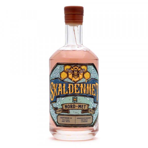 Nord-Met Skaldenmet - Honigwein Rhababer Vanille - 0,7 Liter