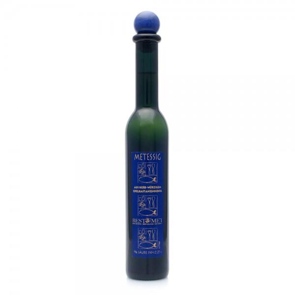 Metessig aus Honigwein von Edelkastanienhonig - 0,25 Liter