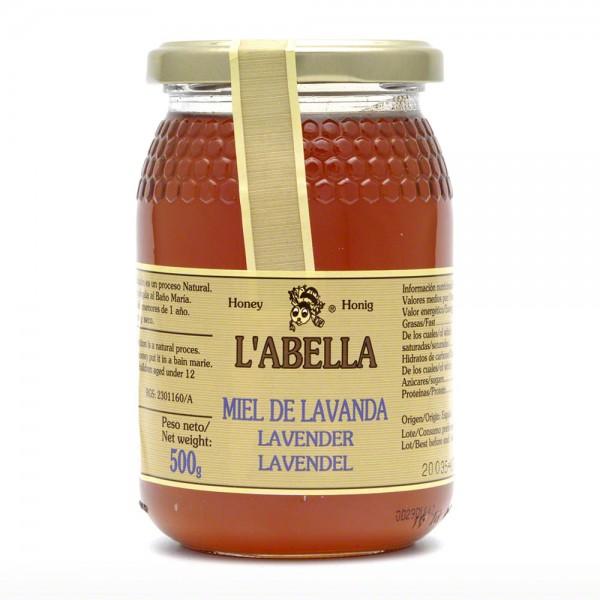 Honig Lavanda - spanischer Lavendelhonig - 500 g - Spanien