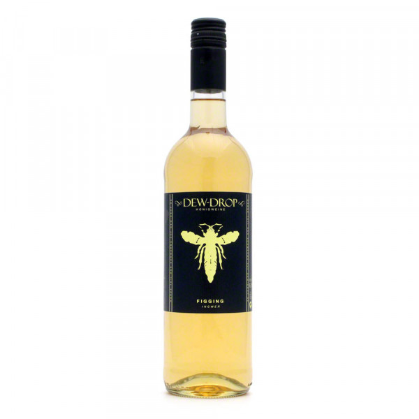 Dew-Drop Met Figging - Honigwein Ingwer - 0,75 Liter, 6,8 % Vol alc.