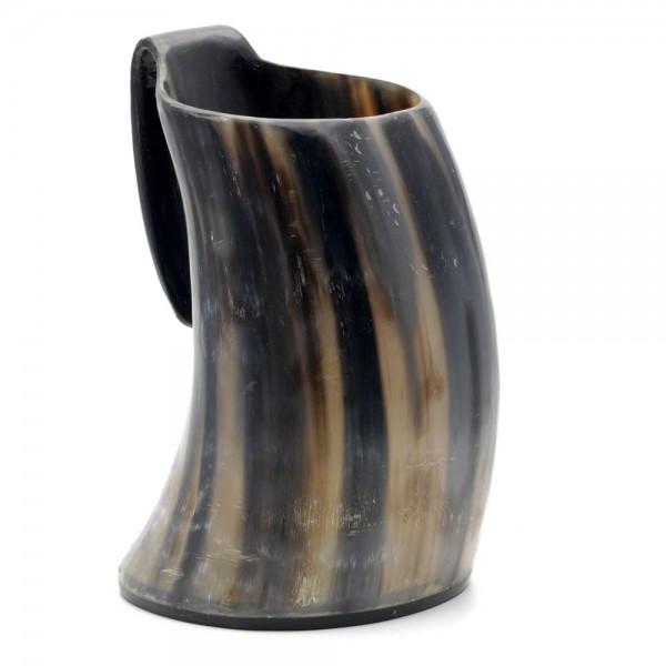 Hornbecher aus echtem Rinderhorn - göttlich groß - 2000-2500 ml - Bild 01