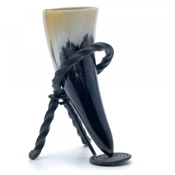 Trinkhorn - Premiumqualität - für Schnaps und Likör - 50 ml - Vorschau