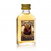 Honiglikör Bärenfang - Der Schnaps der Ostpreußen - 0,02 Liter Klopfer - 33% Vol. alc