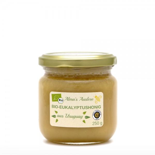Honig - BIO Eukalyptushonig - Fairtrade - 250g Glas