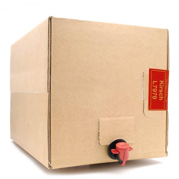 Met Wald & Blütenhonig - Kirsch Honigwein - 6% Vol. alc - 20 Liter Bag in Box Weinkarton