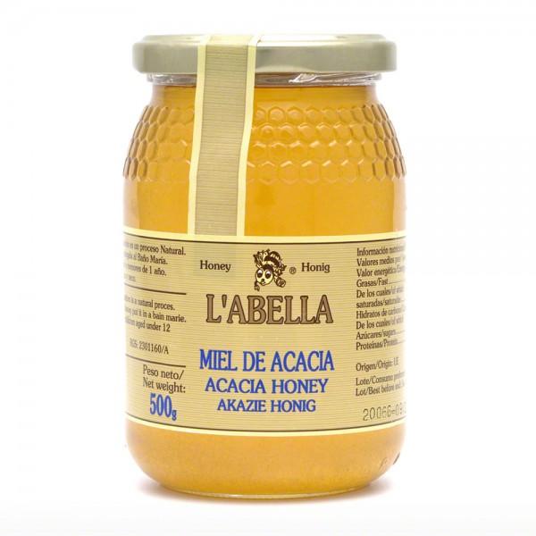 Honig Acacia - spanischer Akazienhonig - 500 g