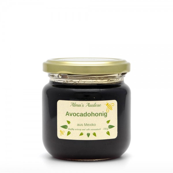 Honig - Avocadohonig-- Fairtrade - 250g Glas