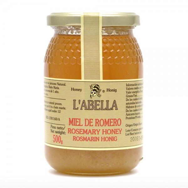 spanischer Rosmarinhonig - 500 g Glas
