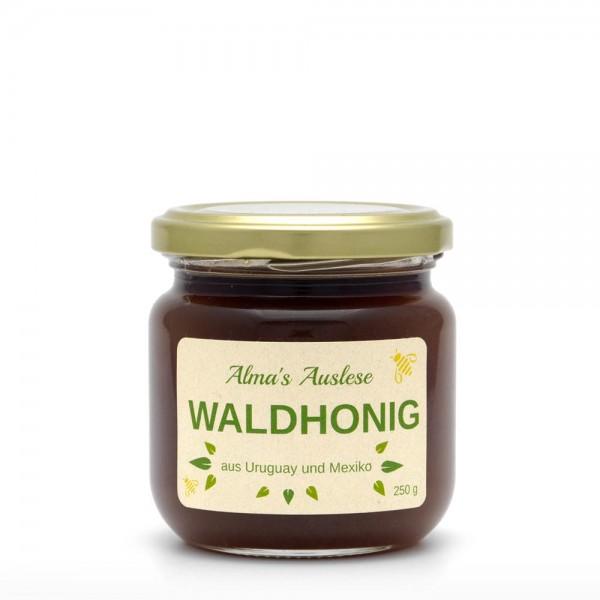Honig - Waldhonig -- Fairtrade - 250g Glas
