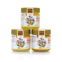 Honig Geschenk-Set - 3 Sorten Imkerhonig aus dem Harz - 3 x 250 g