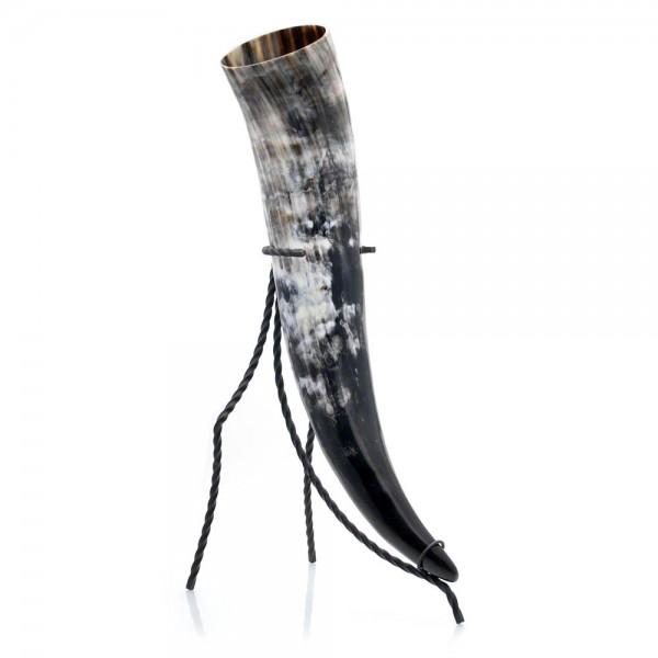Trinkhorn - echtes Methorn poliert - 1500 ml - 1690 ml