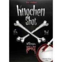 Plakat Wikingerblut Knochen-Shot, Poster A3