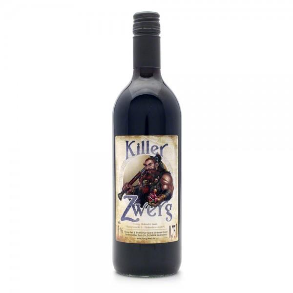 Met Killer Zwerg - Honigwein mit 20% Holunderwein