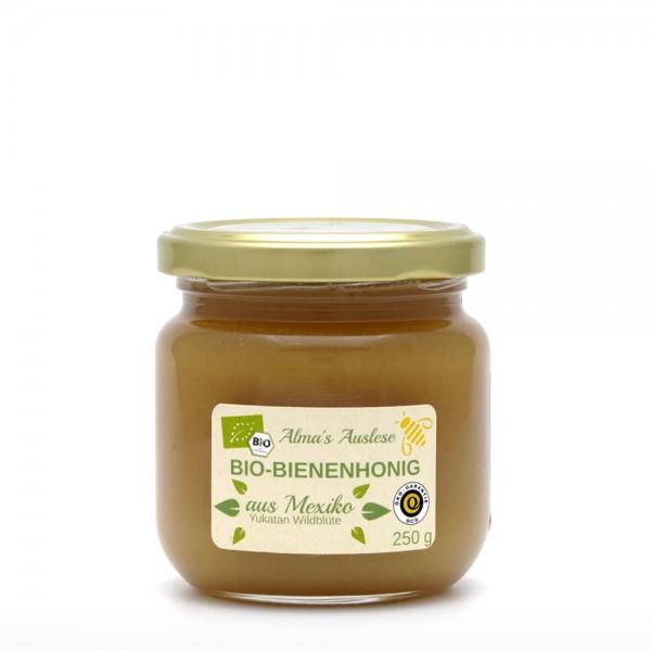 Honig - BIO Bienenhonig - Fairtrade - 250g Glas