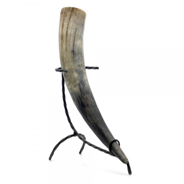 Trinhorn, Methorn, Wikingerhorn aus echtem Rinderhorn - sehr groß